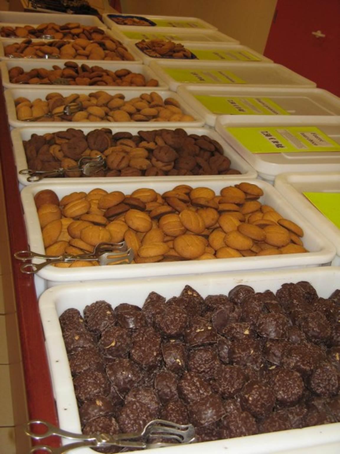 Biscuiterie de Kerlann Ambon Morbihan