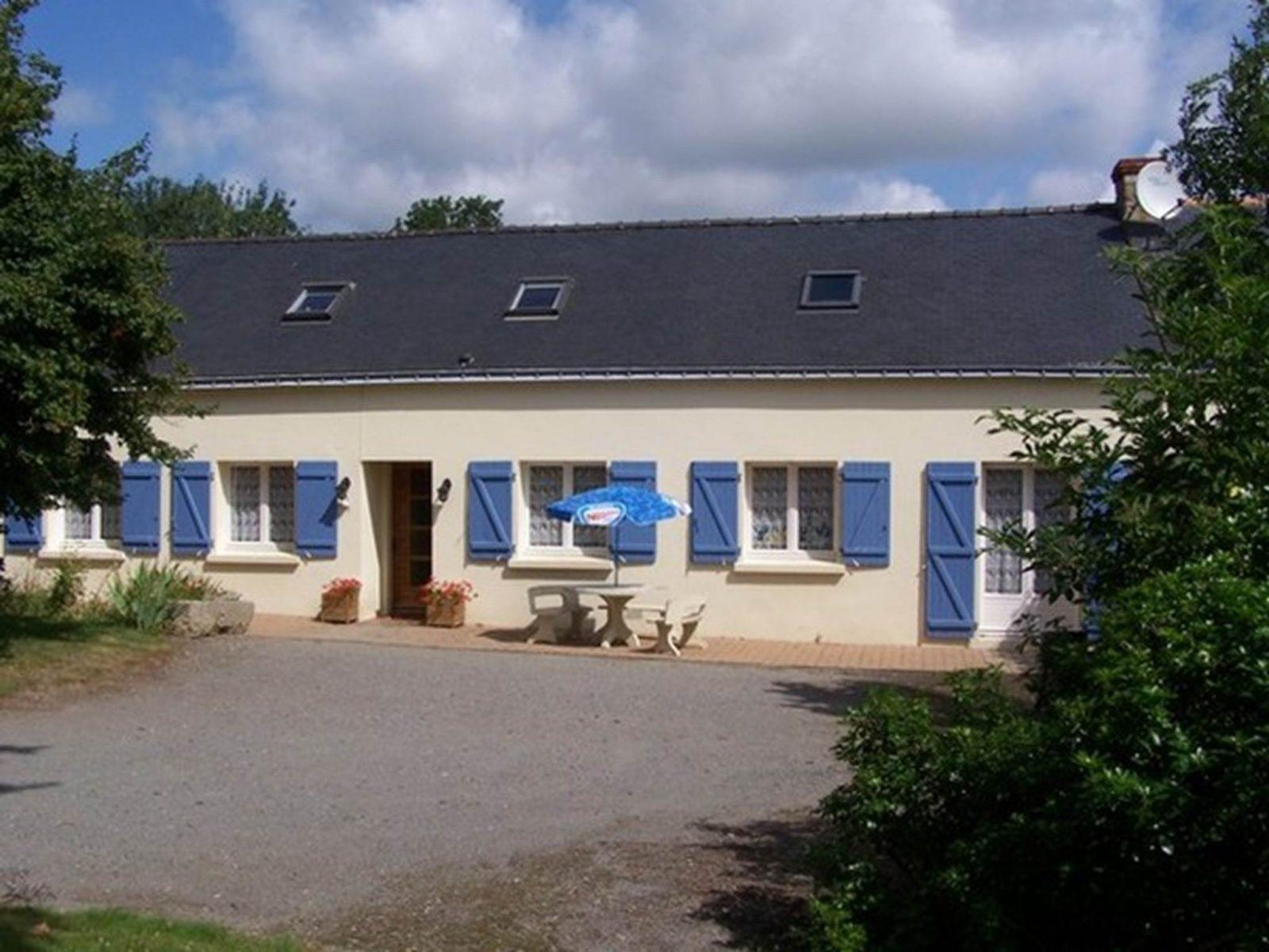 Clévacances – Meublé 56MS2407 – Arzal – Morbihan Bretagne Sud