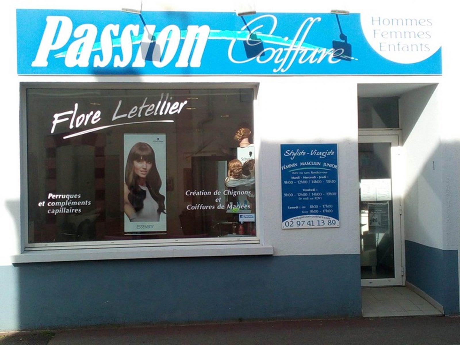 Passion Coiffure Ambon Morbihan