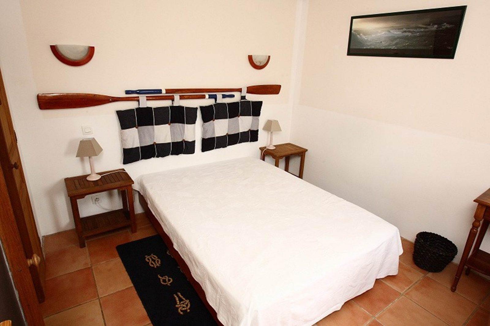 La Genêtière – (chambre) – Nivillac – Tourisme Arc Sud Bretag