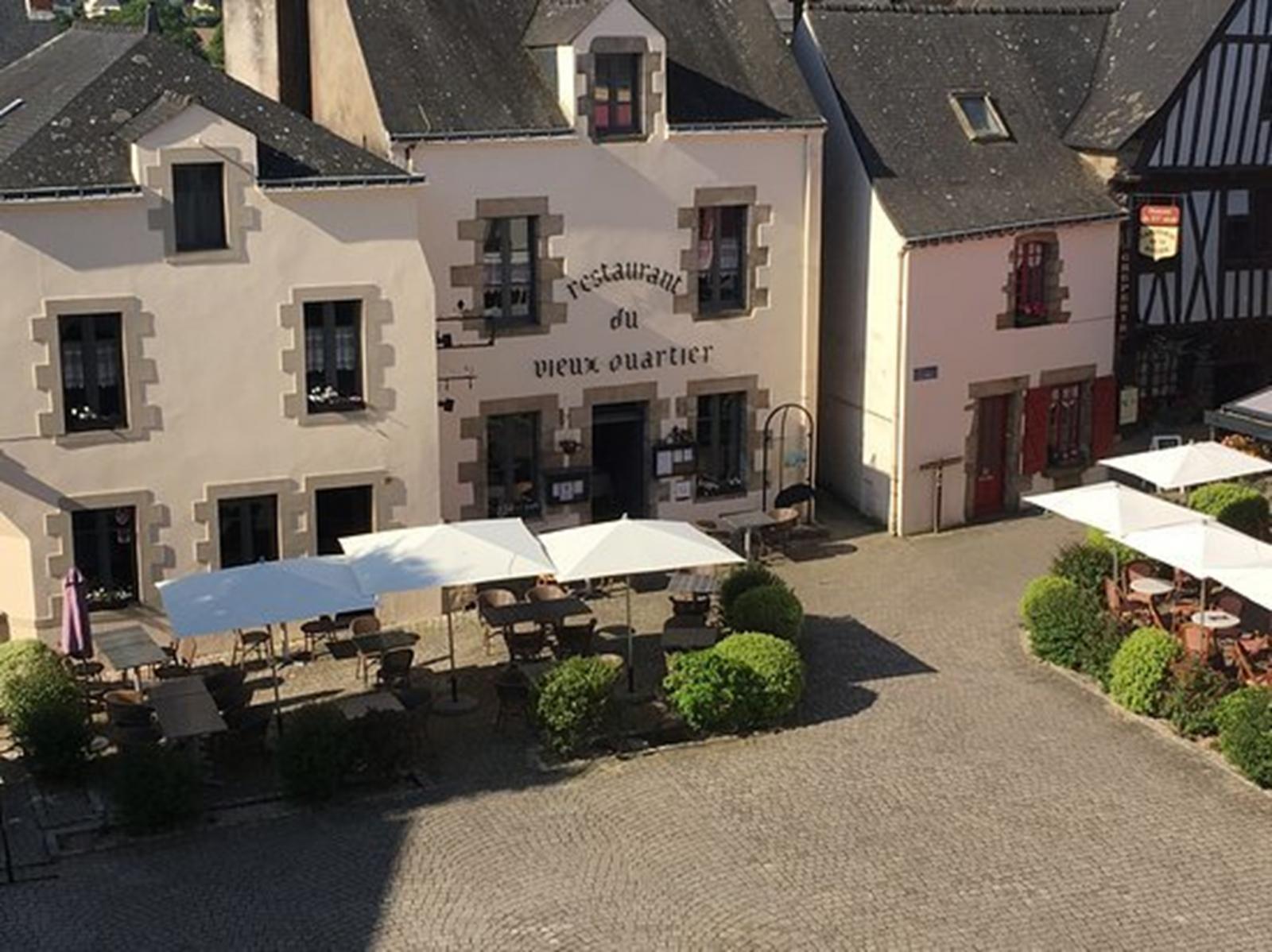Restaurant Le Vieux Quartier – La Roche-Bernard