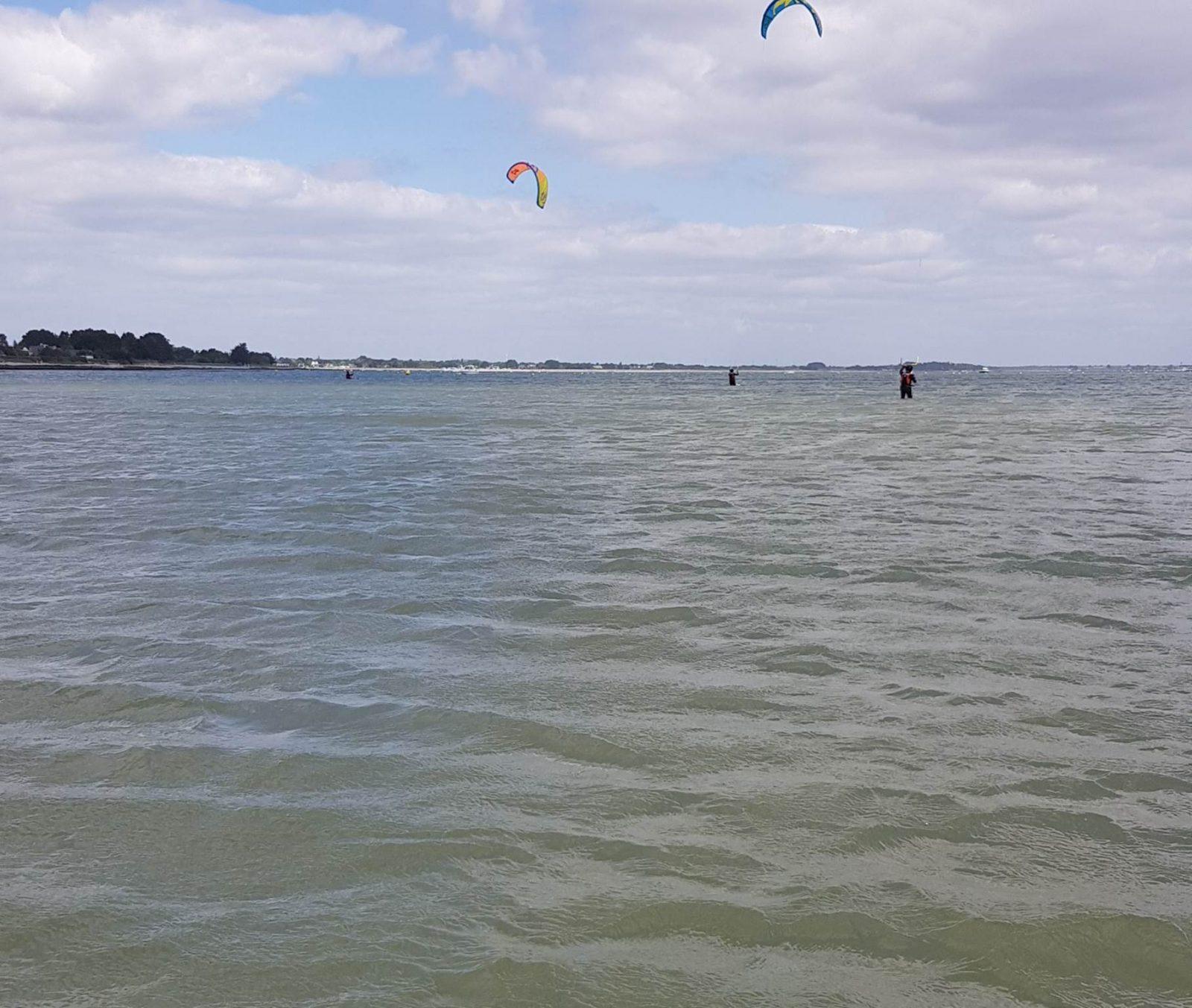 KKS-Kitesurf-Sarzeau-Presqu'île-de-Rhuys-Golfe-du-Morbihan-Bretagne sud