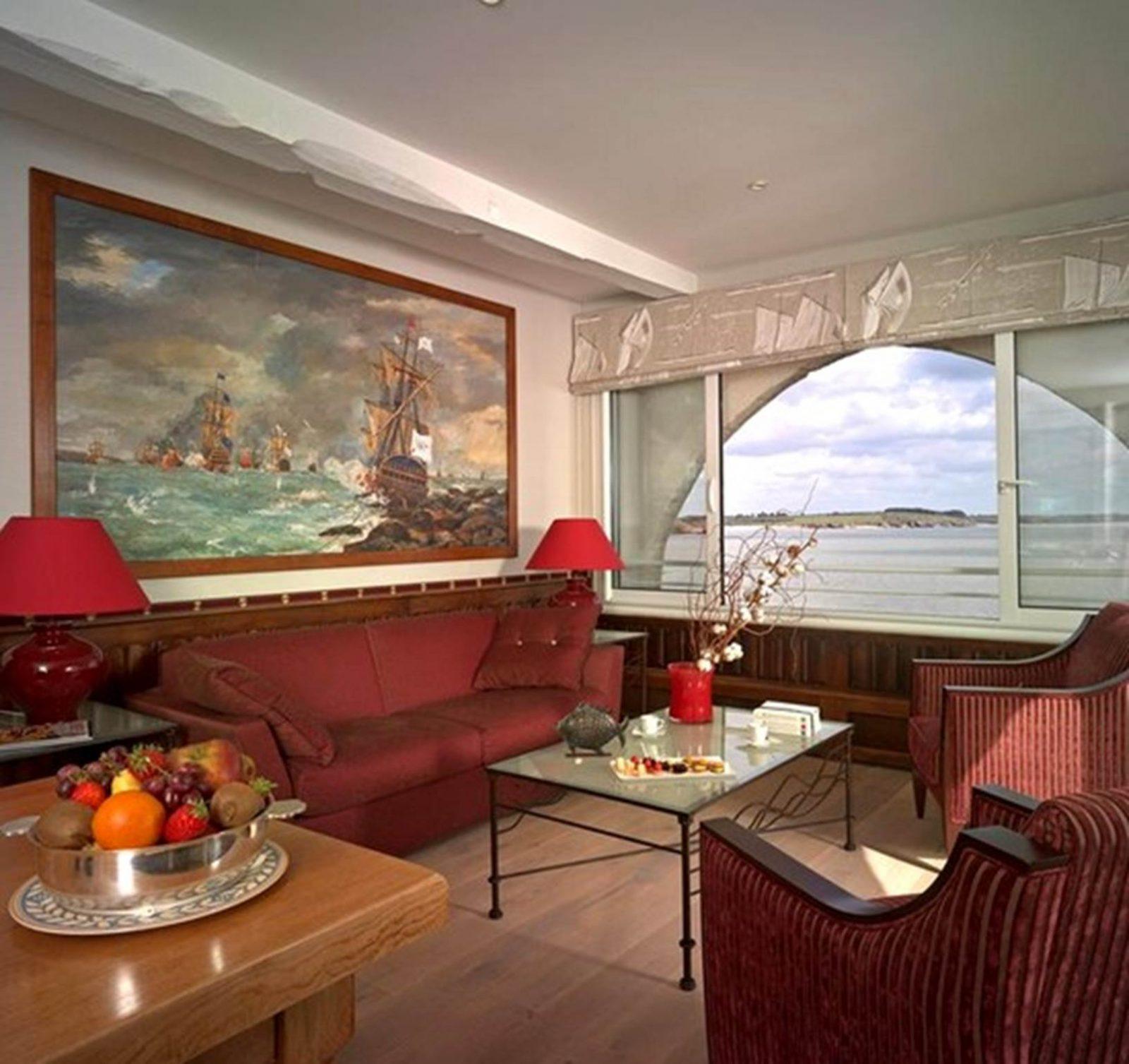 Hôtel Domaine de Rochevilaine Billiers Morbihan