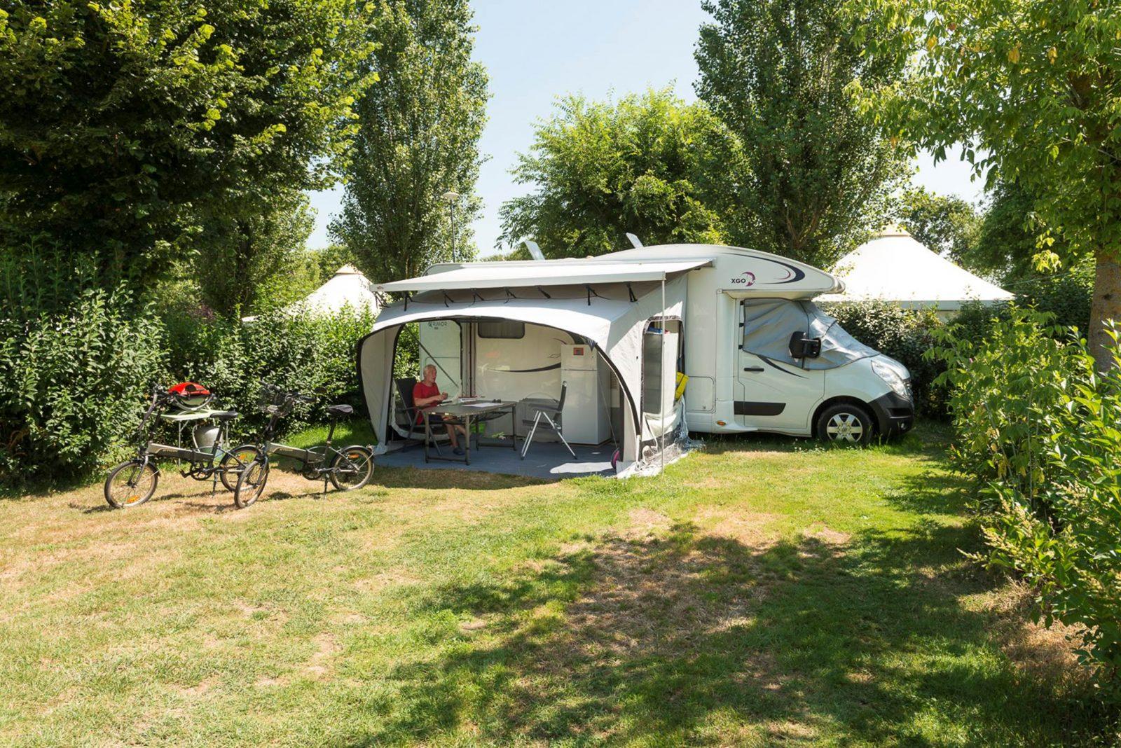 camping les rives de vilaine- barrage d'arzal- pénestin-la roche bernard – morbihan sud – bretagne