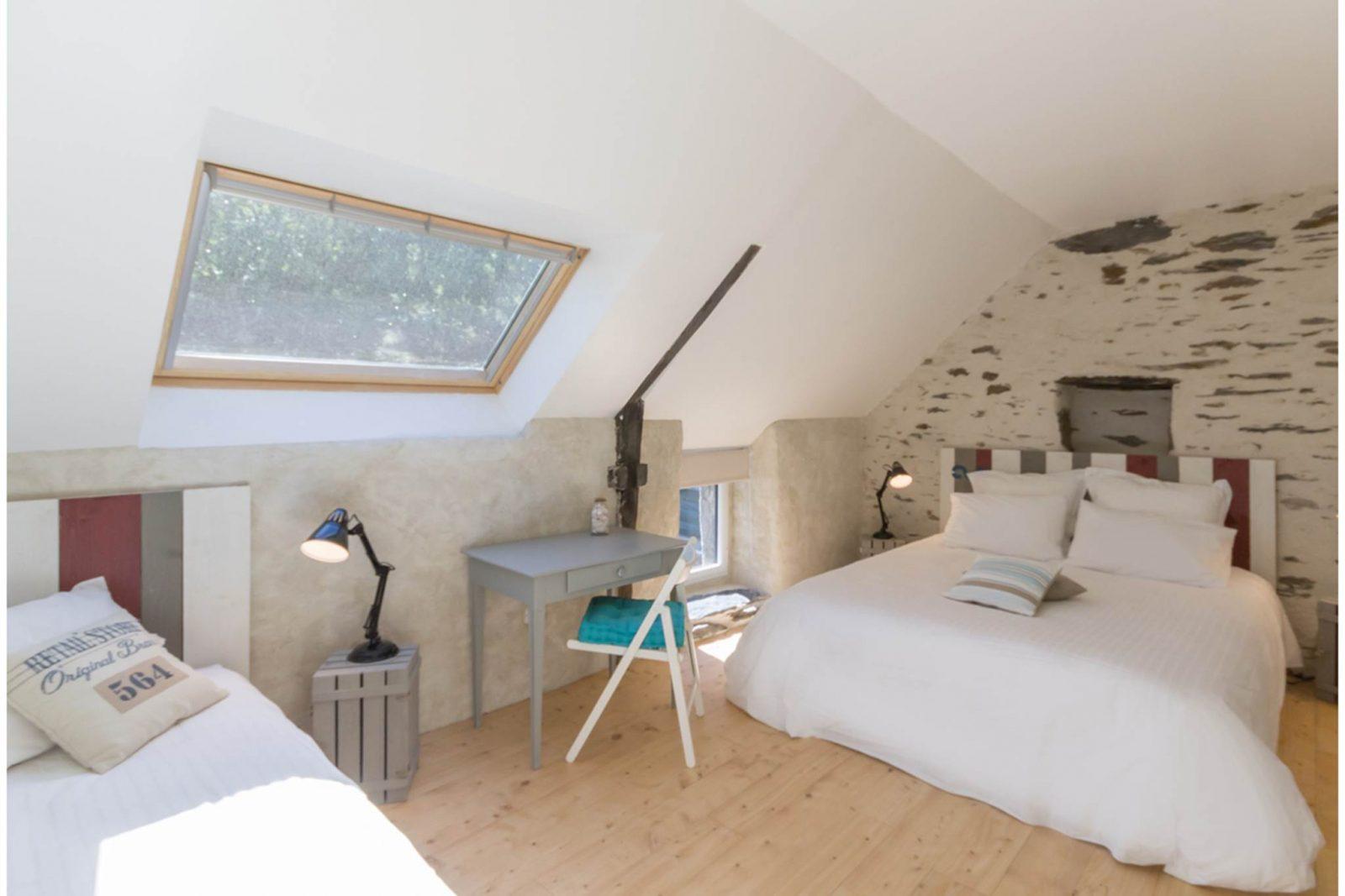 Moment de détente – chambre Au Val de Vilaine – St Dolay – Tourisme Arc Sud Bretagne
