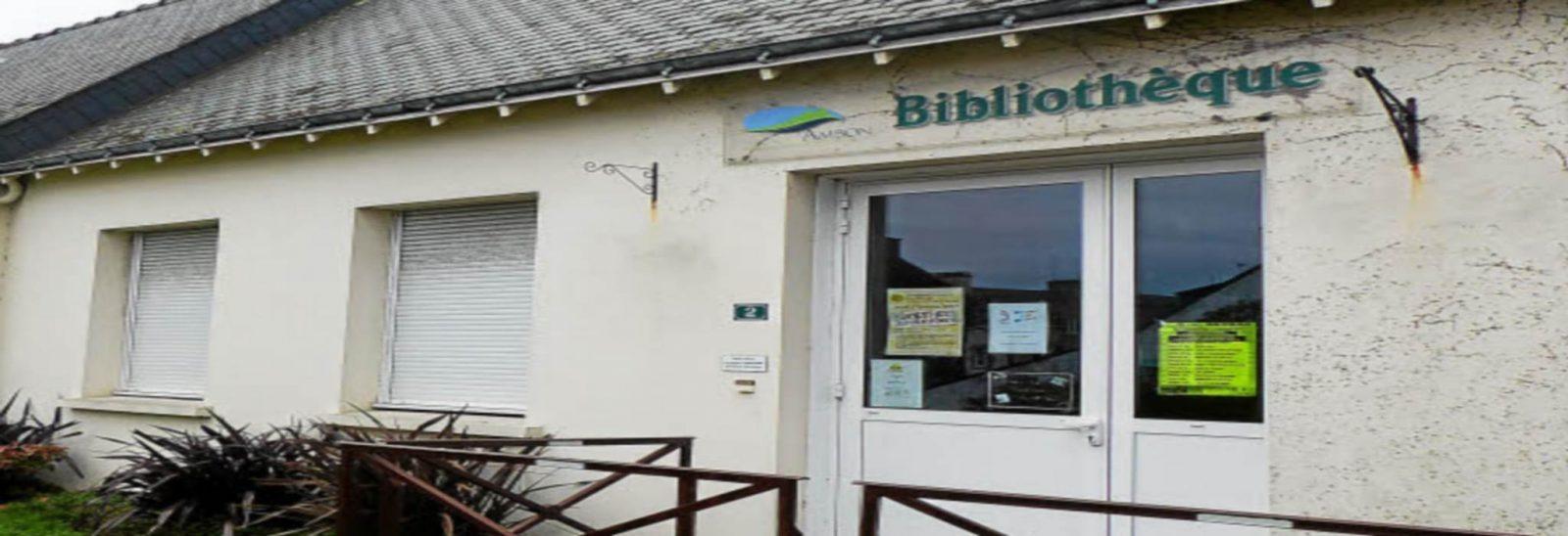 Bibliotheque-Ambon-Damgan la roche bernard tourisme