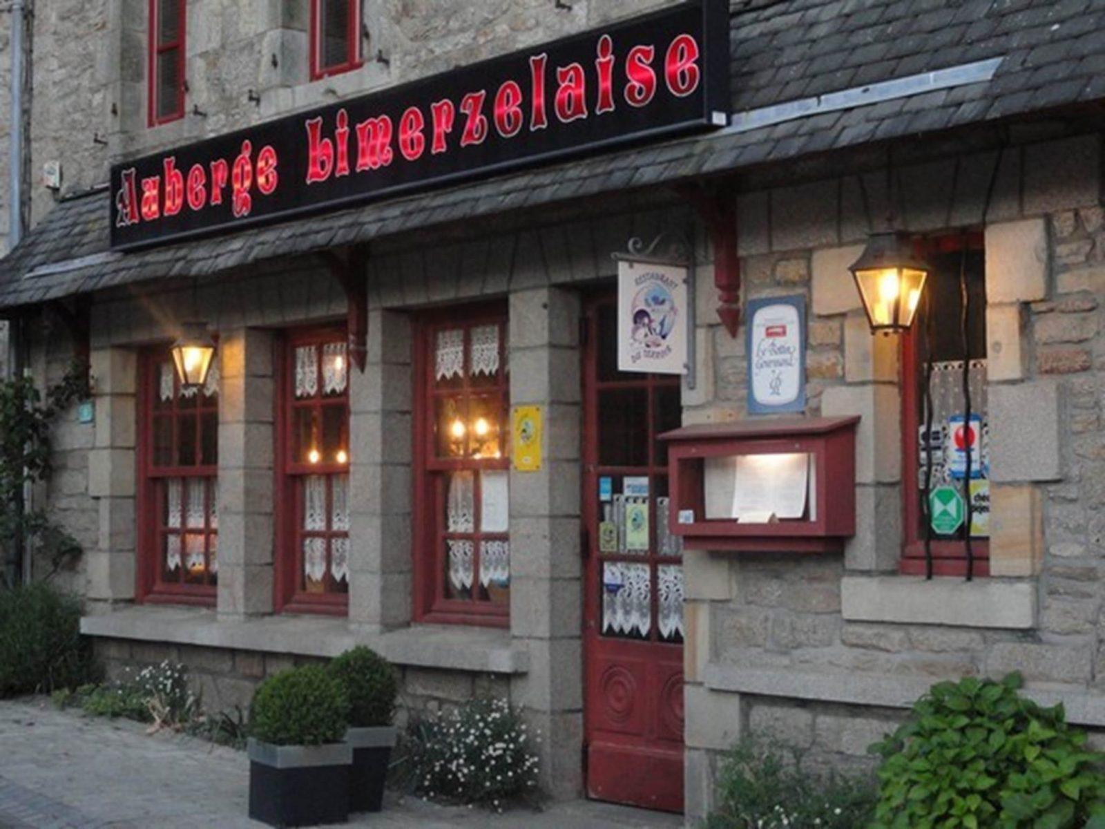 Auberge Limerzelaise Limerzel Morbihan