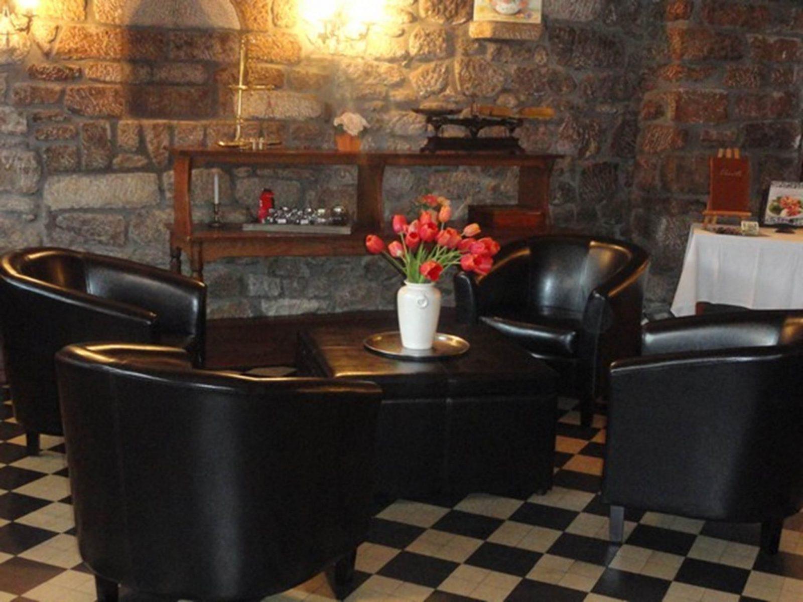 L'AUBERGE LIMERZELAISE – Coin salon – Morbihan – Bretagne Sud