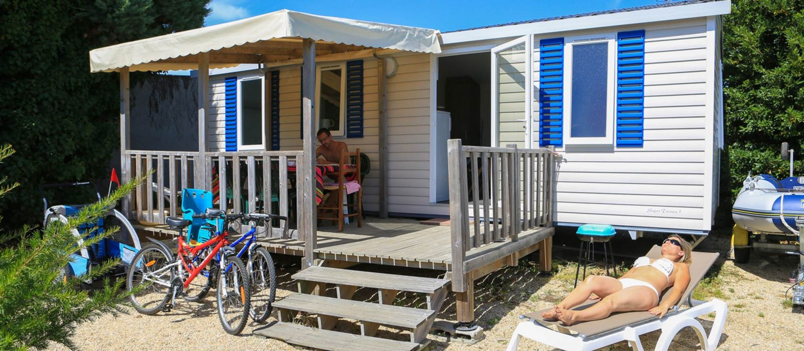 Camping Cromenac'h Ambon Morbihan