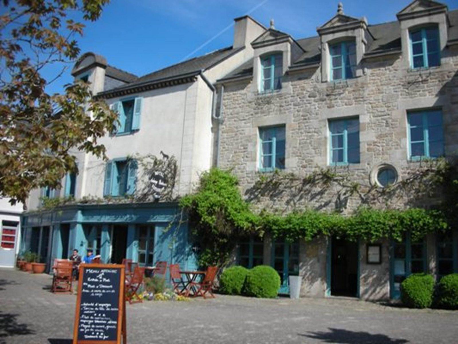 L'Auberge Bretonne – Façade