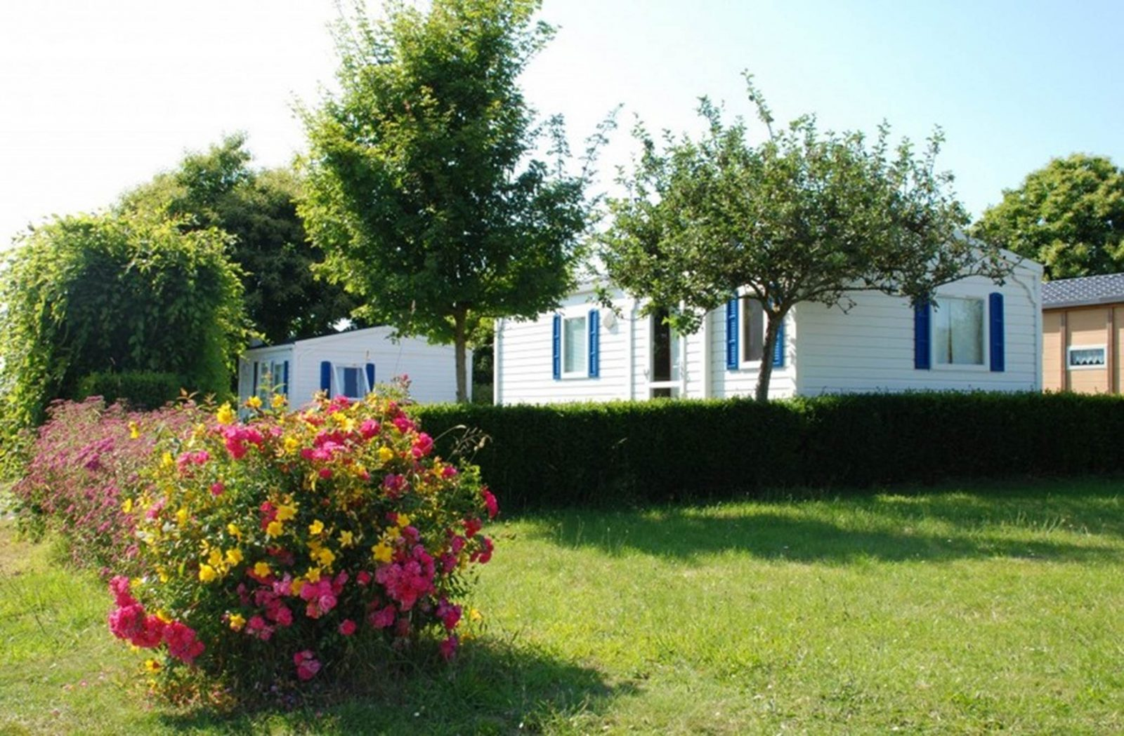 Mobil-Home Camping LA BLANCHE HERMINE