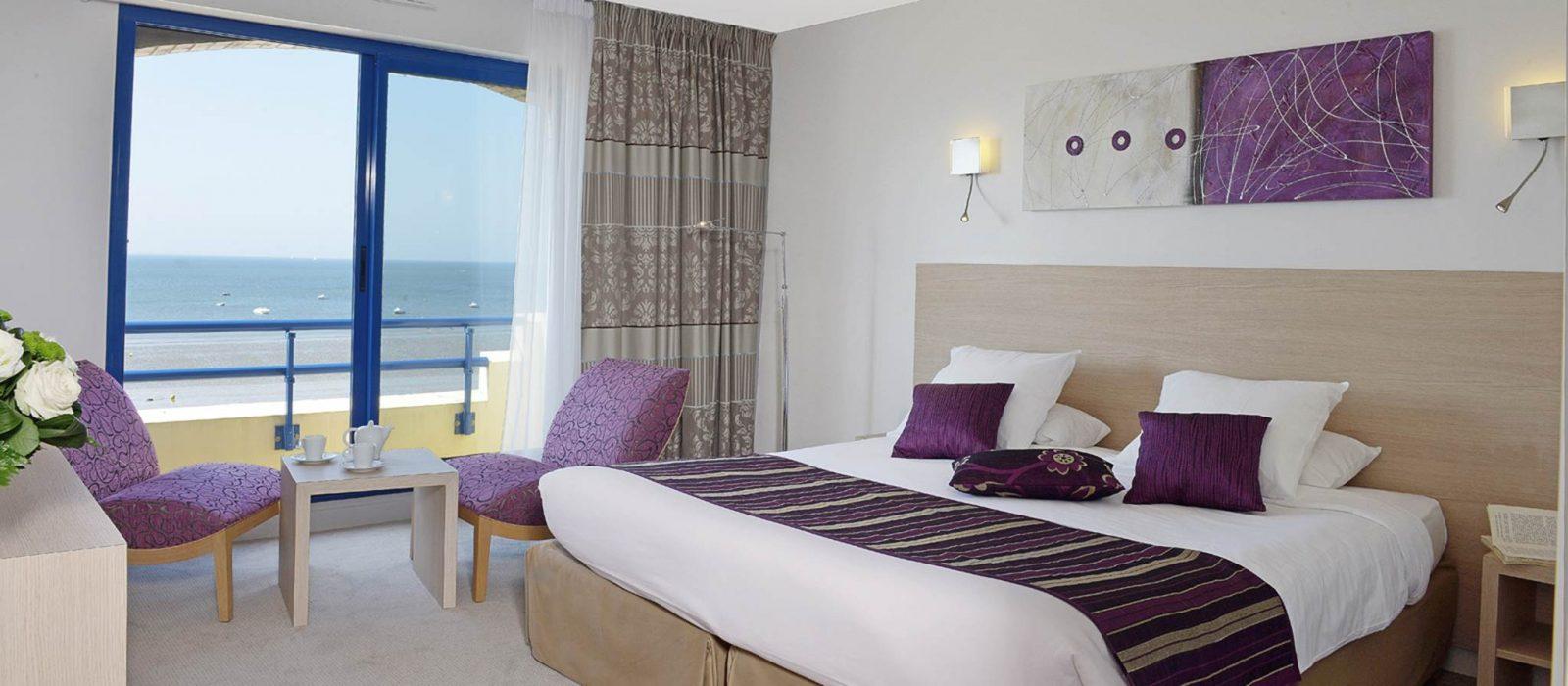 Hotel de la plage Damgan Morbihan