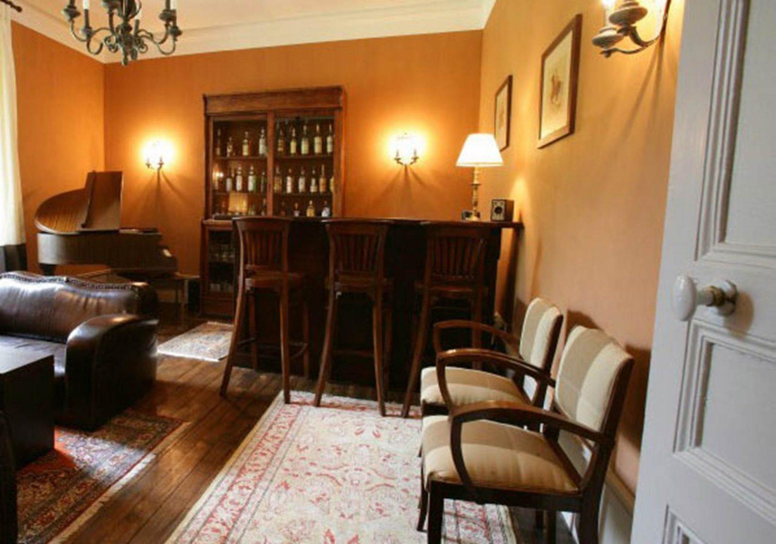 Salon – Hôtel Domaine de Bodeuc – Nivillac – Morbihan Bretagne Sud