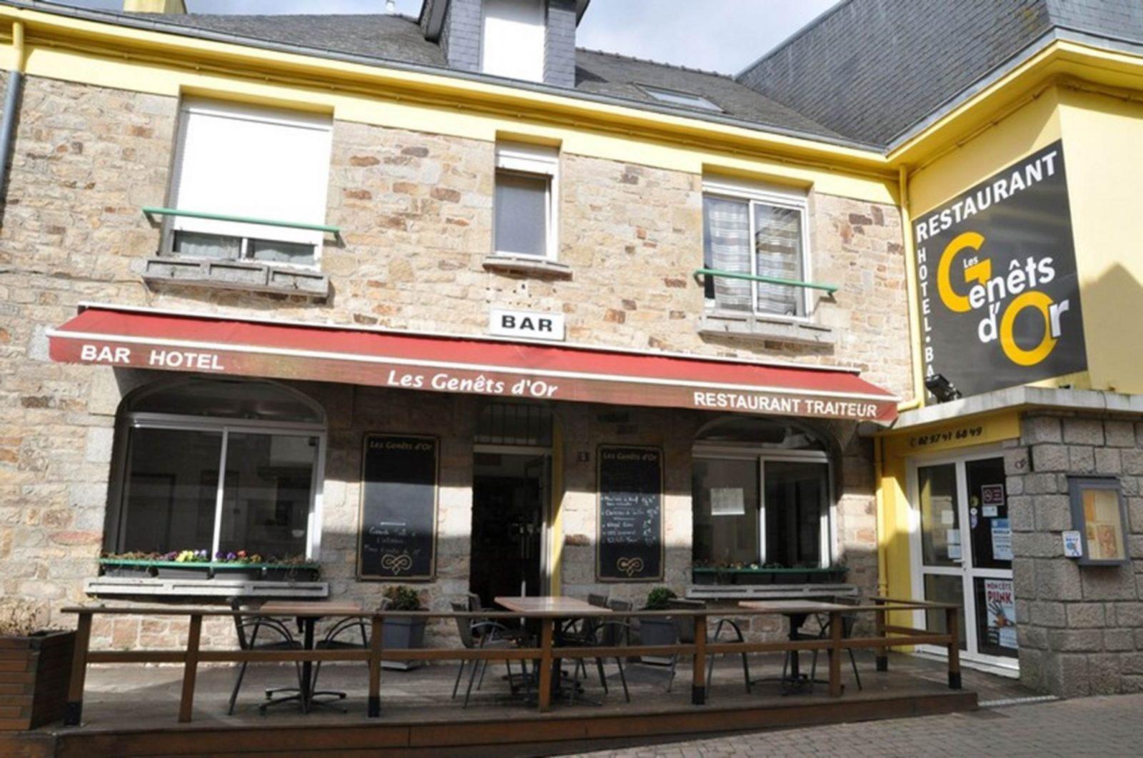 Restaurant Les Genêts d'Or Muzillac Morbihan