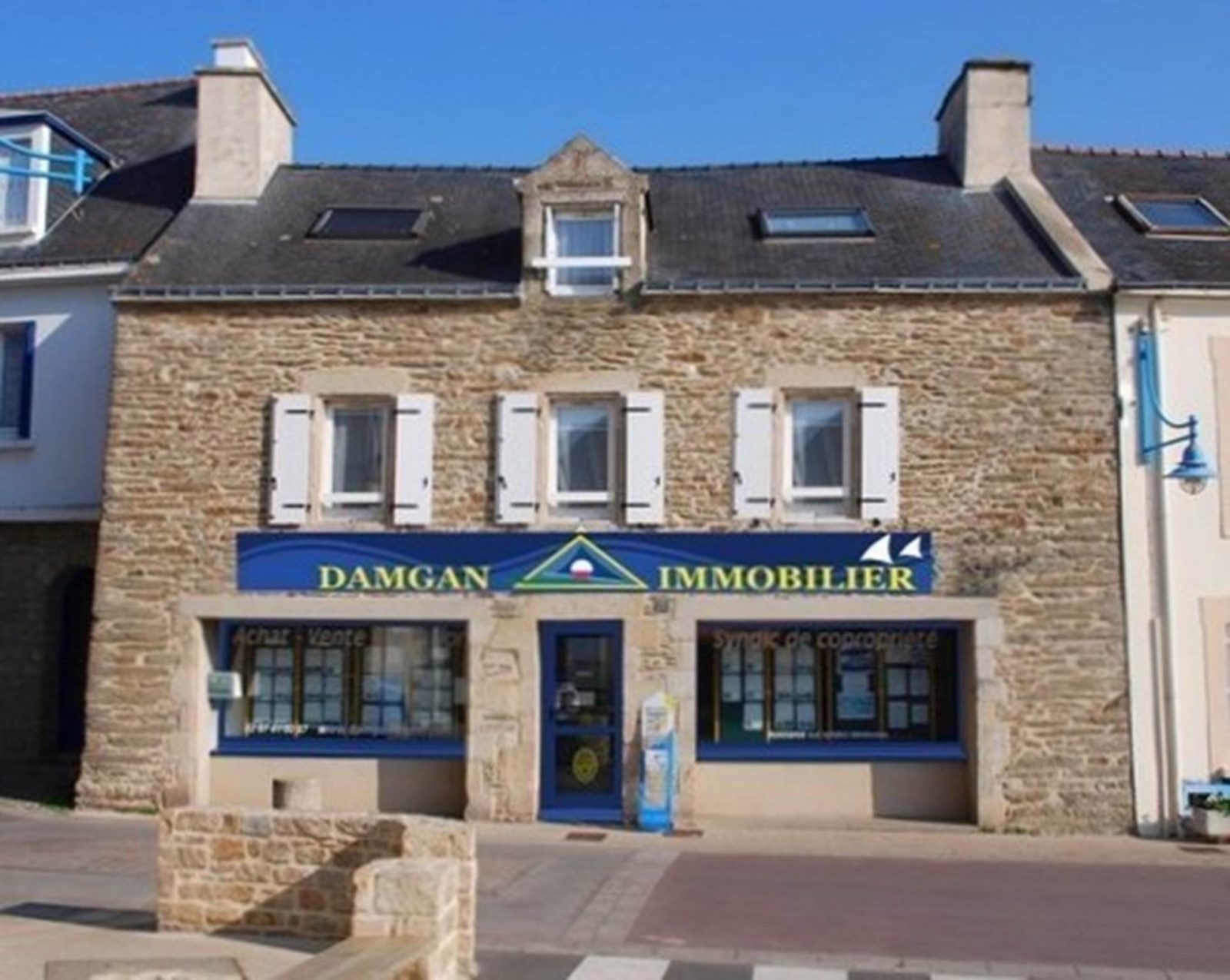 Damgan immobilier Damgan Morbihan
