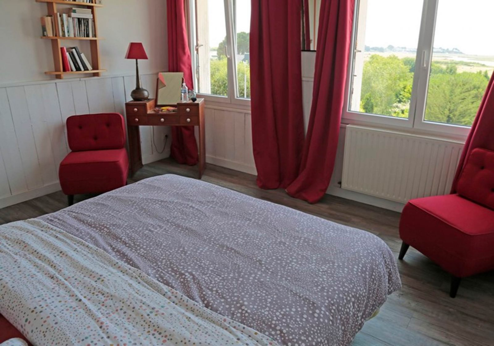 Chambre d'hotes-Lorcy Patricia