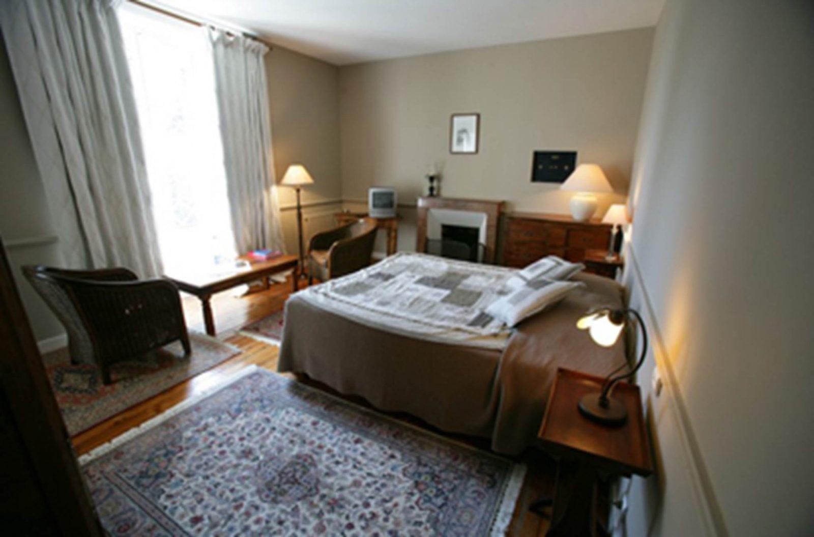 Chambre 2 – Hôtel Domaine de Bodeuc – Nivillac – Morbihan Bretagne Sud