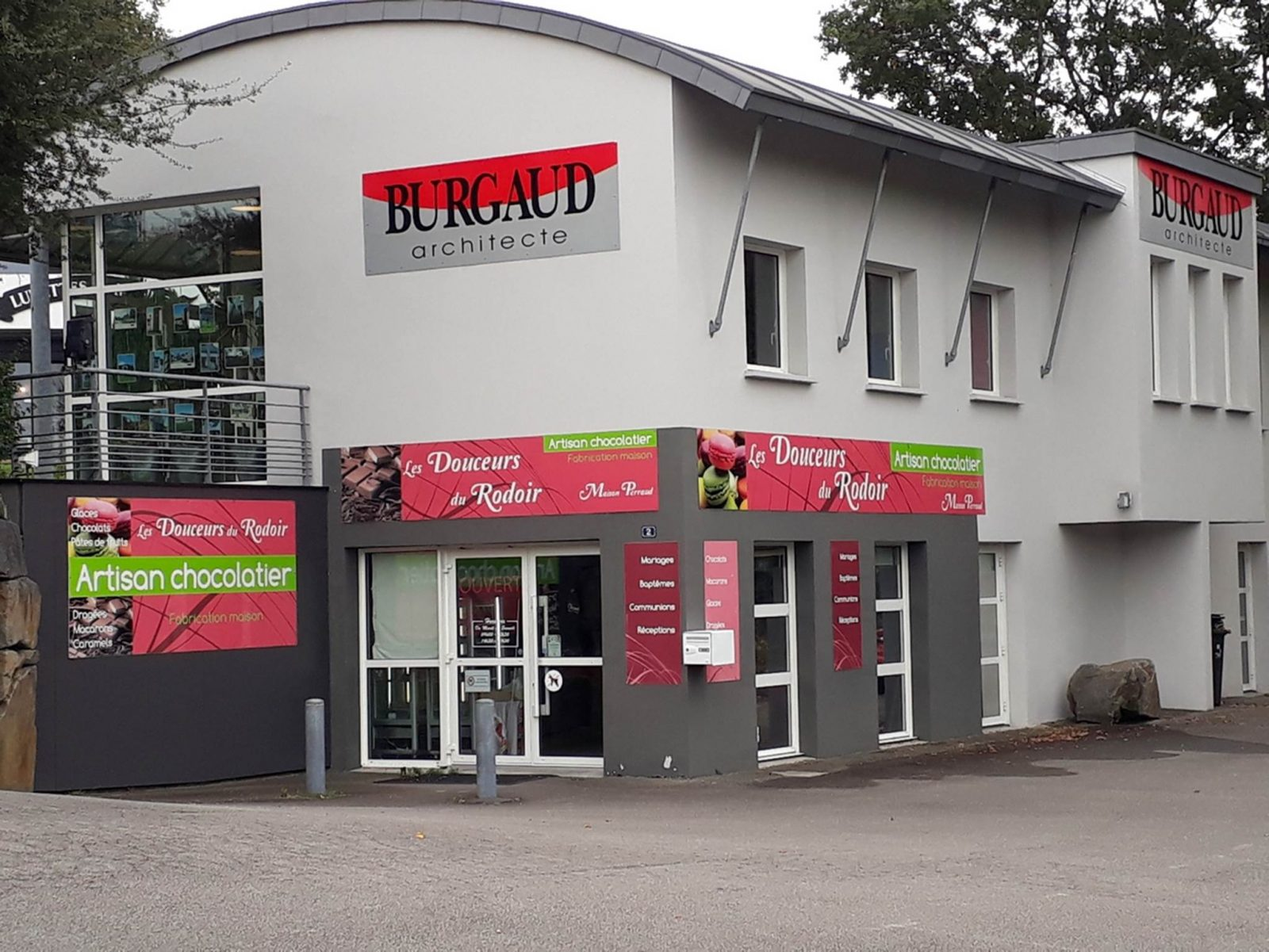 Chocolaterie Perraud – La Roche-Bernard