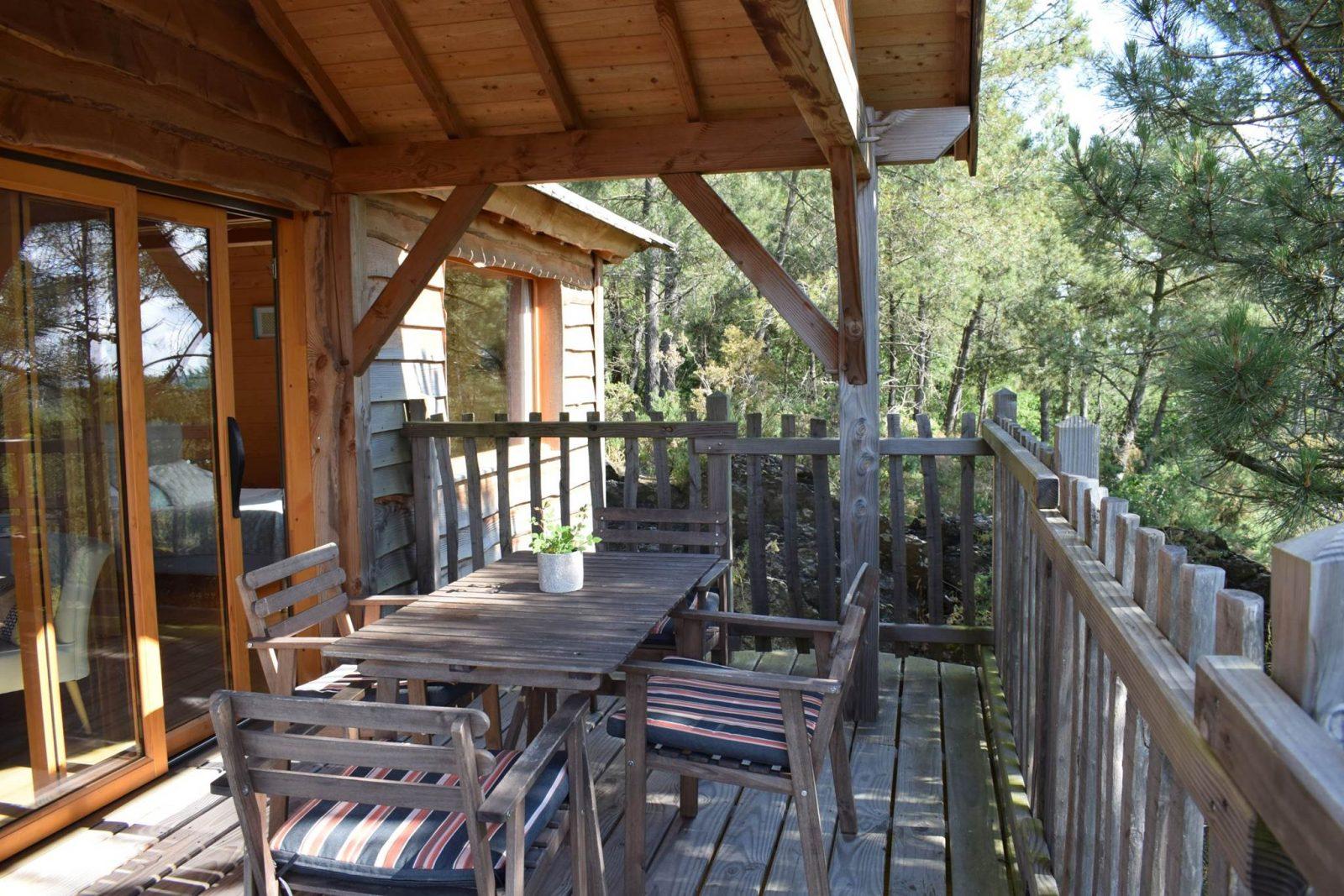 Le Nordic Lodge au Pertuis du Rofo – Nivillac