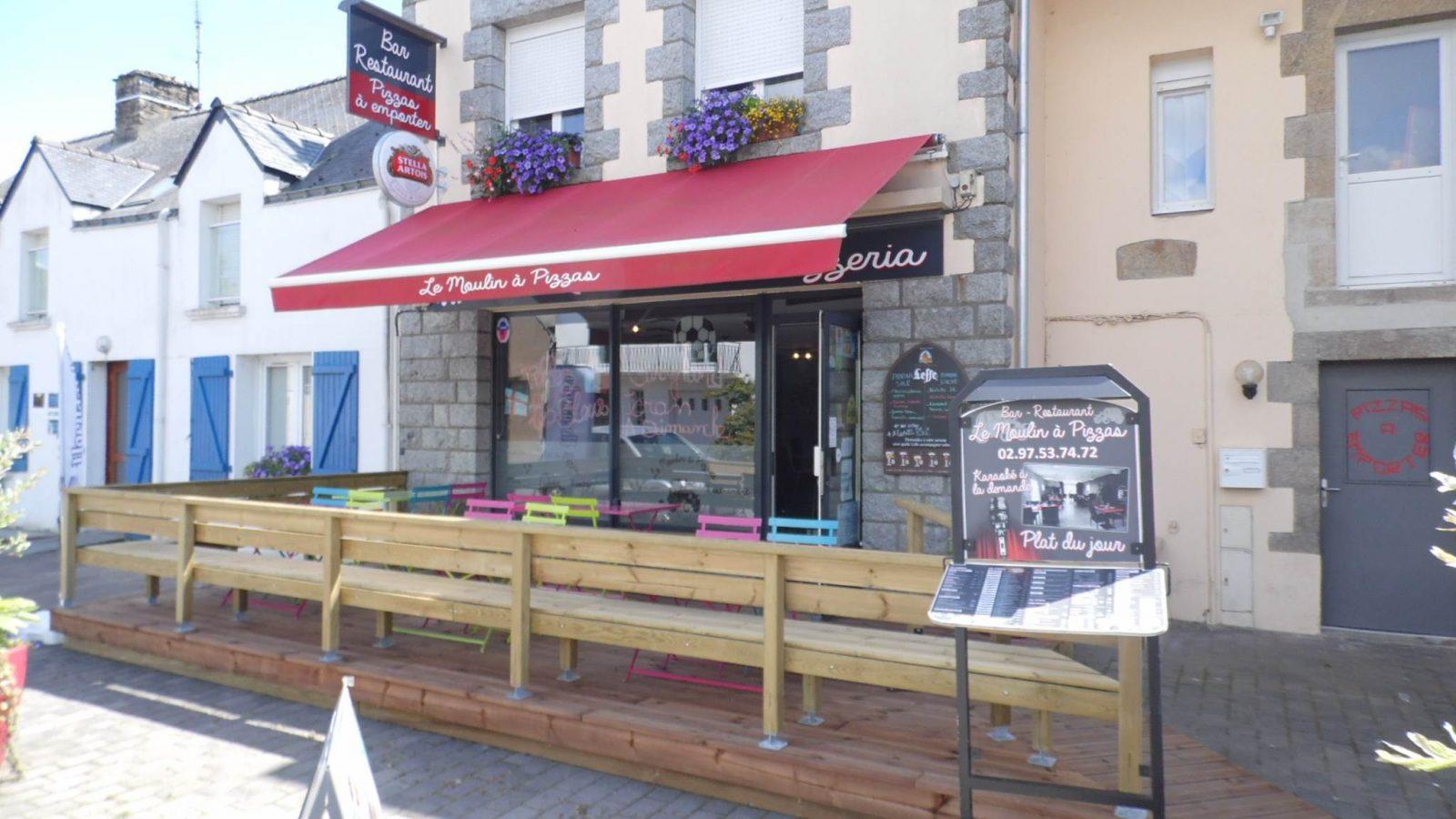 Le Moulin à pizzas Arzal Morbihan
