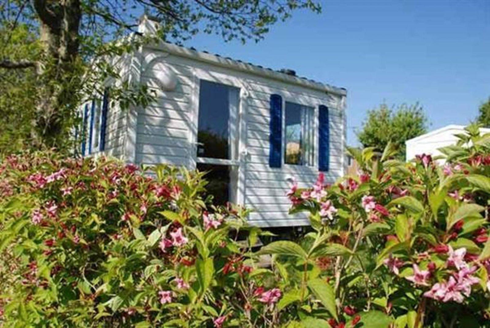 Mobil-Home PENERF pour 2 personnes – Camping LA BLANCHE HERMINE