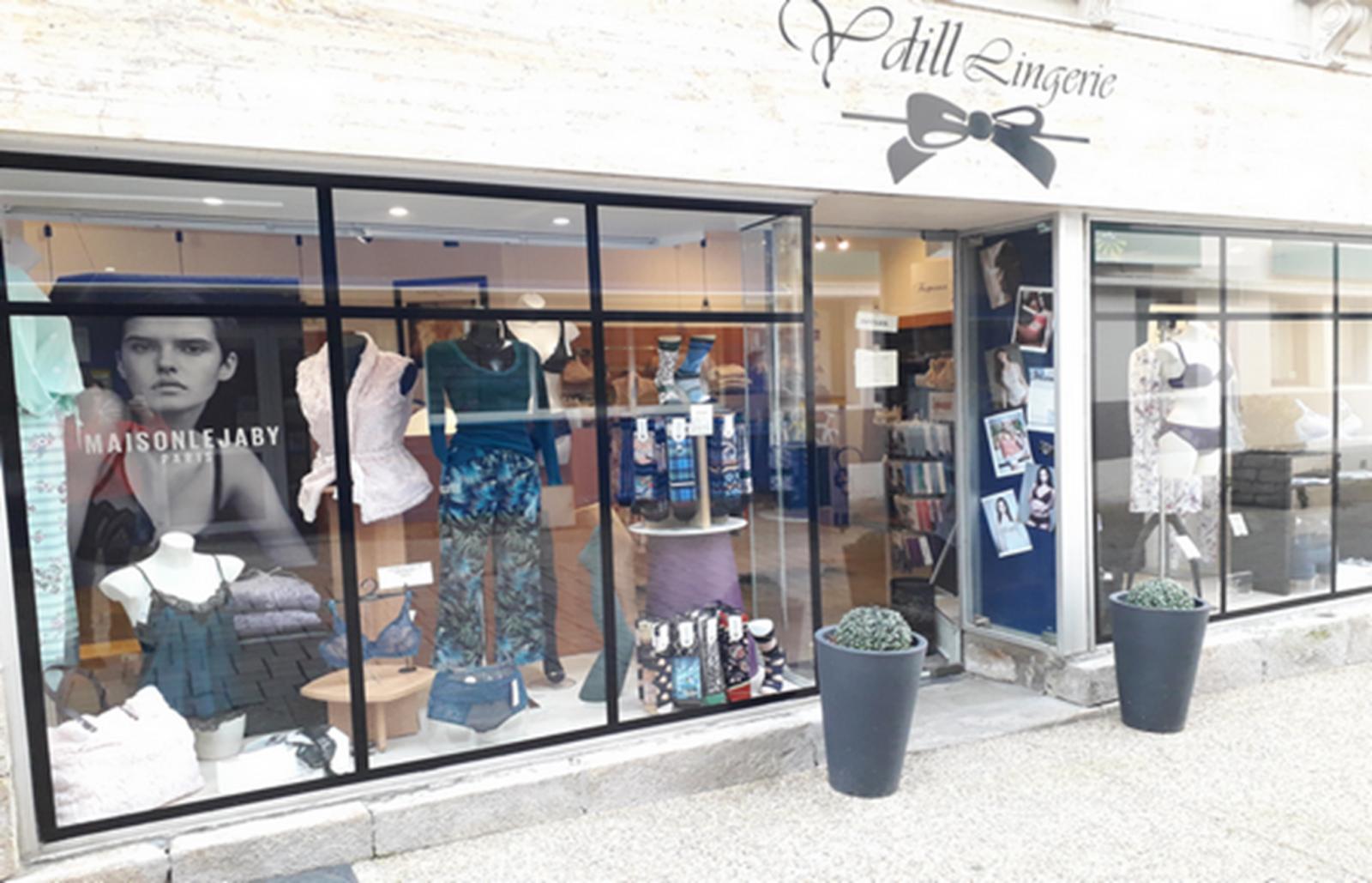 Ydill Lingerie Muzillac Morbihan